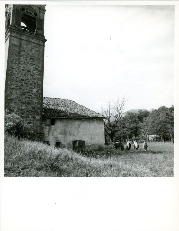Andrea Emiliani. Prada (Ra), Seconda campagna di rilevamento, giugno 1969