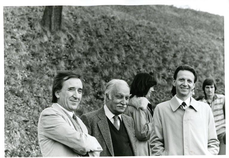 Andrea Emiliani, Paolo Monti, Giovanni Losavio. Le campagne di rilevamento, [1968-1971]