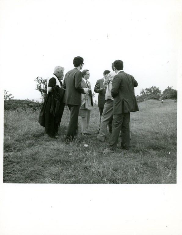 Andrea Emiliani. Le campagne di rilevamento, [1968-1971]