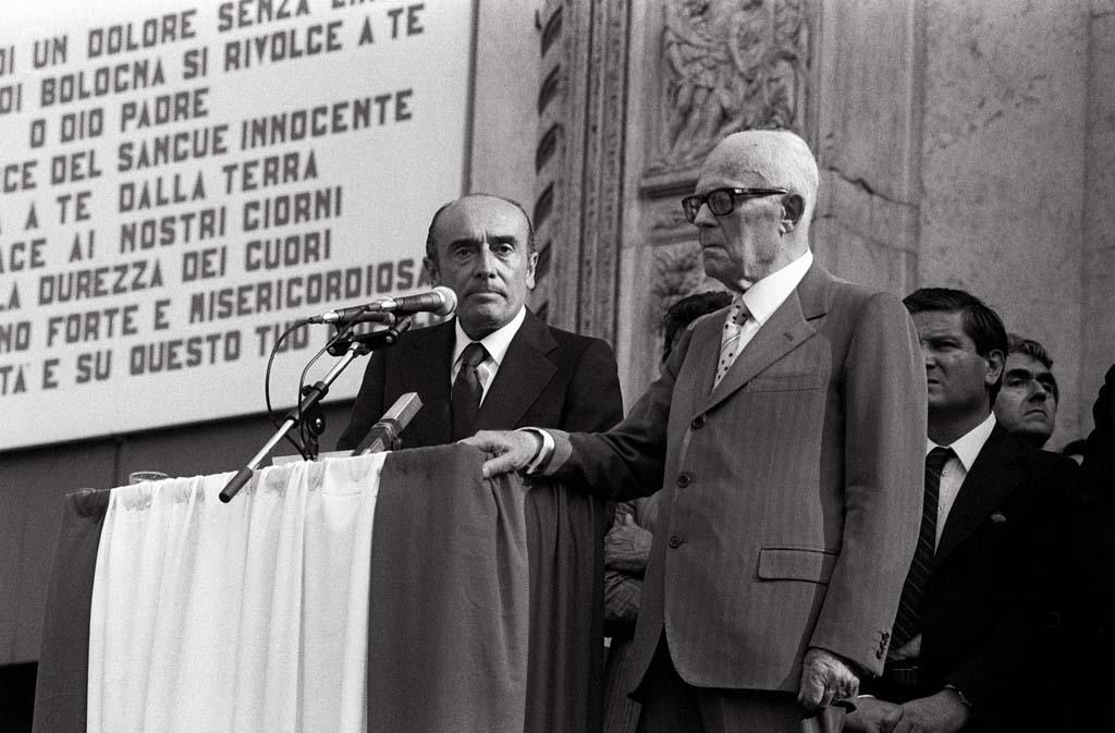 Funerali di Stato per le vittime, 6 agosto 1980