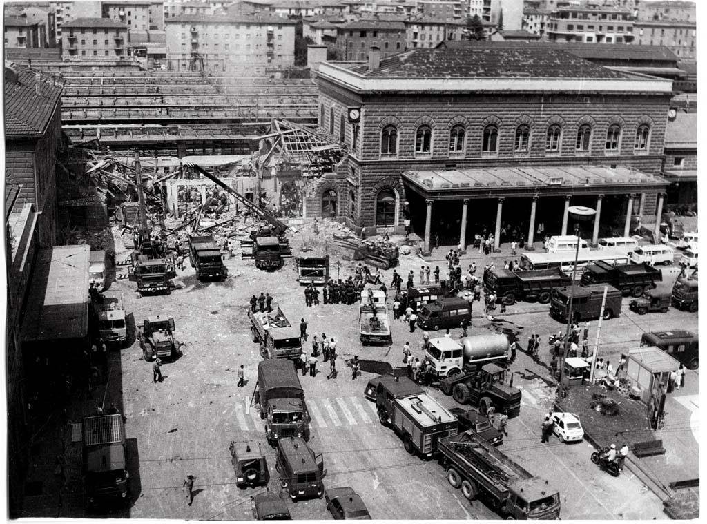 Stazione di Bologna, 2 agosto 1980