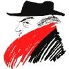 Logo della Fondazione Federico Fellini di Rimini