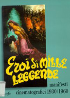 Copertina del volume 'Eroi di mille leggende'