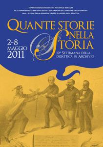 Copertina Qante storie nella storia