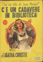 """Copertina """"Giallo Mondadori"""""""