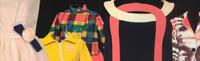 Dettaglio foto di copertina del volume: Vintage, la memoria della moda. A cura di I. Silvestri, Bologna, IBC-Compositori 2010