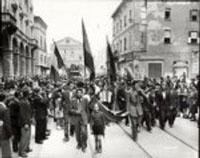 Alleati entrano a Bologna