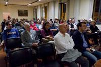 Immagini conferenza Ivan Chiesi