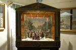 Teatrino neoclassico da camera, I metà sec. XIX, Museo Rocca Sanvitale, Fontanellato