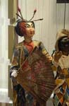 Madama Butterfly, marionetta di Vittorio Podrecca, sec. XX, Museo dei Burattini, Budrio