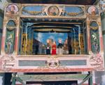 Baracca, di Leo Preti, sec. XX, Museo dei Burattini