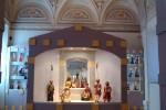 """Una sala del museo, Castello dei Burattini - Museo """"G. Ferrari"""", Parma"""