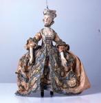Dama, marionetta. Sec. XVIII, Museo Civico di Arte Industriale e Galleria Davia Bargellini