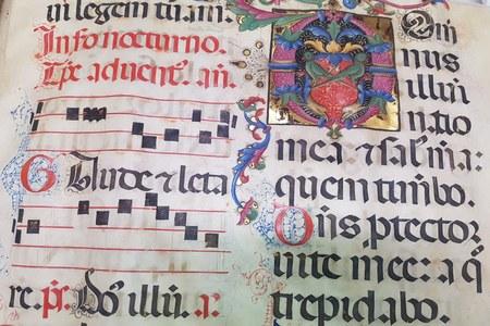 I codici liturgici del Museo internazionale della Musica