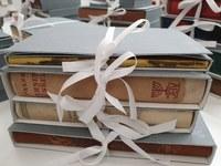 Restaurati libri dei ragazzi ebrei accolti e salvati a Nonantola tra il '42 e il '43