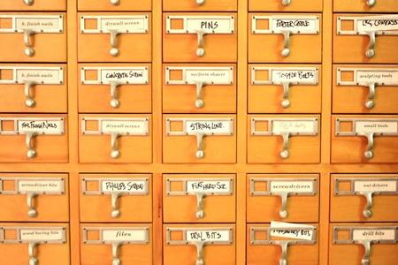 Catalogazioni in corso nelle biblioteche