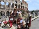"""""""..ma saranno veri questi centurioni che difendono il Colosseo?"""""""
