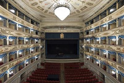 Ravenna teatro Comunale Dante Alighieri