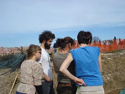 Scavo archeologico MiBACT - Area Cesenate