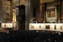 Annibale Bergamini. Il colore dell'invisibile. (allestimento della mostra a Massa Lombarda, gennaio-febbraio 2010)