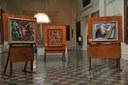 Immagini dall'allestimento della mostra. Foto C. Ferlauto