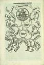 Ravenna, Biblioteca Classense, inc. 791, Genealogiae, 1497, c. a7v (scheda 15).