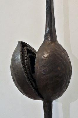 Dal ferro all'arte. Sculture di Roberto Giordani e Giovanni Martini