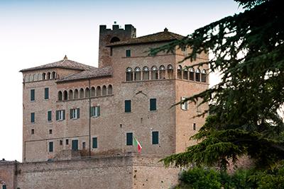 Castello Malatestiano di LONGIANO (FC)