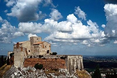 Rocca Malatestiana di VERUCCHIO (RN)