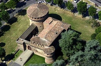 Rocca Sforzesca di BAGNARA DI ROMAGNA (RA)