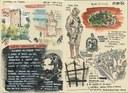 Dai taccuini della mostra Disegnatori in cammino (Michele Benevento)