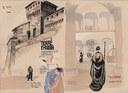 Dai taccuini della mostra Disegnatori in cammino (Giuseppe Palumbo)
