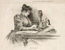 """Telegrafista, """"L'Illustrazione Italiana"""", 1893, Istituto Parri Bologna"""