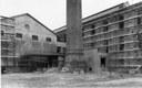Parma, ex Eridania - sulla destra l'attuale Auditorium Paganin