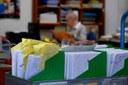 immagini degli allievi del Liceo Galvani di Bologna