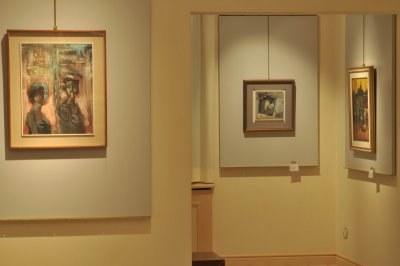 I maestri dell'arte italiana a Villa Franceschi: Aldo Borgonzoni. Testimone del tempo