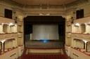 Finale Emilia (MO), Teatro Sociale, la sala teatrale verso il boccascena