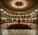 Finale Emilia (MO), Teatro Sociale, la sala teatrale