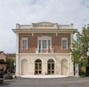Medolla (MO), Teatro Comunale W. Facchini, esterno