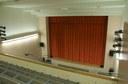 Medolla (MO), Teatro Comunale W. Facchini, la sala teatrale vista dalla galleria