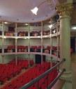 Rio Saliceto (RE), Teatro Comunale, la sala