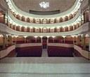 San Felice sul Panaro (MO), Teatro Comunale, la sala vista dal palcoscenico