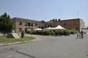 Palasport di Cavezzo, nuova sede della biblioteca. Foto di A. Scardova