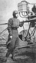 Hélène Dutrieu, prima donna a pilotare un idrovolante nel 1912