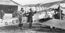 """Amelia Earhart, detta """"Lady Lindy"""", è la prima donna pilota ad attraversare l'Atlantico nel 1932"""