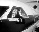 Gennaio 1967: Fiorenza De Bernardi è la prima pilota di linea commerciale in Italia