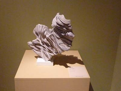 Le opere d'arte dell'Emilia-Romagna al Vittoriano, la scultura di Zauli