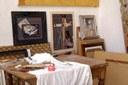 Lo studio del pittore Giulio Ruffini