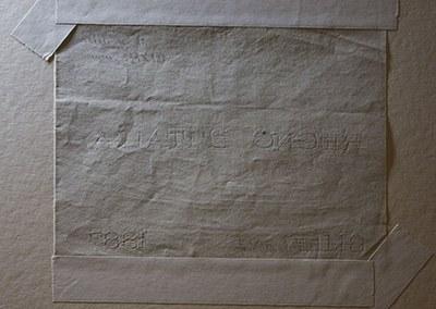 Natura morta, 1924 Disegno ad inchiostro su carta