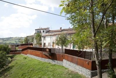 Riqualificazione del borgo minerario di Formignano (FC)